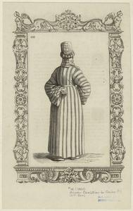 Hindu Christian in Cairo (?) 16th century.