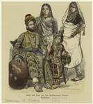 Fürst Und Frau Aus Den Radschputana-Staaten ; Hindufrau.