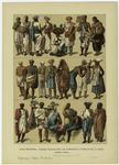 Edad Moderna -- Trajes Usados Por Los Diferentes Pueblos De La India.