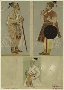[East Indian men.]