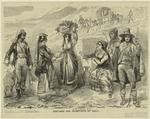 Costumes and inhabitants of Sicily