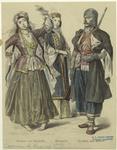 Bajadere Aus Chemakha ; Georgierin ; Circassier Aus Khevfur.