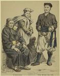 Tibetanetinnen ; Lama (Briester) Von Lassa.