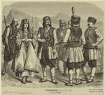 Montenegrins.
