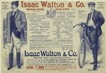 Isaac Walton & Co. High-Class Clothing, Cycling Outfits.