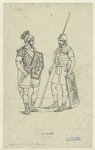 [British soldiers under the Roman Empire, A.D. 78-400.]