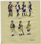Brazilian Military Uniforms, 1767.