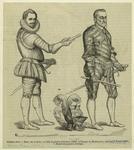 Gardes Françaises, 1697.