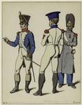 Adjutant & grenadiers
