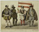 [German noblemen, soldier