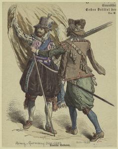Deutsche Soldaten.