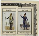 Bayrischer Hartschier ; Oberst Des Bayrischen Infanterie-Leib-Regiments.