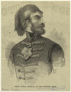 Omar Pasha, general of the Tur... Digital ID: 831272. New York Public Library