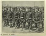 A battalion of Turkish ri