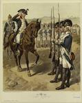 Light Infantry, 1782.