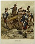 Artillery, 1777-1783.