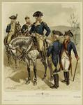 Commander In Chief, Aide De Camp, Line Officers, Etc., 1779-1783.