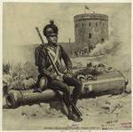 Artillery garrison of mar