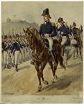 General, staff, & infantr