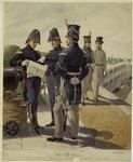Regimental officers, engi