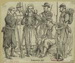 Volunteers, 1861.