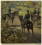 U.S. Generals--1864.