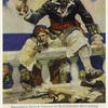 Illustration By Frank E. Schoonover For Blackbeard Buccaneer By Ralph D. Paine.