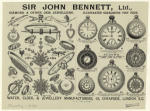 Sir John Bennett, Ltd., Diamond & Other Gem Jewellery