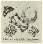 Bijoux Pour Chapeaux (4131).