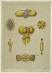 [Jewelry, Paris, 1864.]