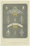 Hair ornaments, rings, pendants