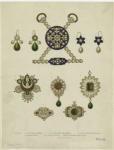 [Earrings, hand ornament,