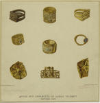 Rings and ornaments of Qu