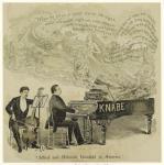 Alfred and Heinrich Grünfeld in America.