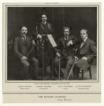 The Kneisel Quartet.