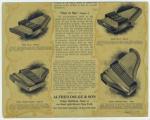 Alfred Dolge & Son autoharp advertisement (detail).