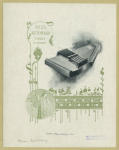 No. 2 3/4 Autoharp, 5 bar