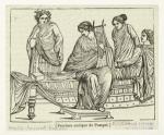 peinture antique de Pompei.