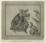 Mosaïque découverte à Aix, en 1843.