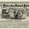The Regina music box.