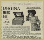 Regina music box.