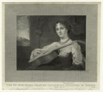 The Rt. Hon. Maria Frances Catherine Stapleton, Countess of Roden, 1794-1861.