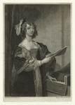 [Woman at harpsichord.]