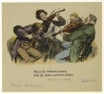 Wenn die violinen kratzen