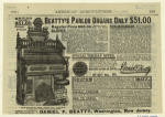 Beatty's parlor organs on