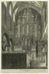 The great organ at Haarlem.