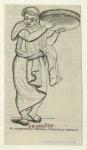 Tambourine player (Pompeiian mosaic).