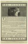 The Aeolian Company : the pianola