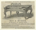 Double octave pianofortes