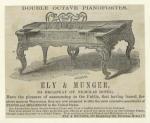 Double octave pianofortes